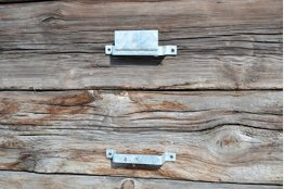 Wall brackets for Portable & Spa